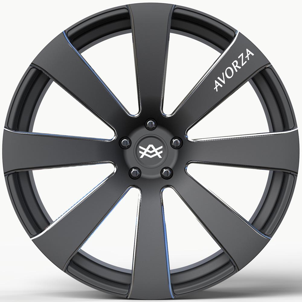 Avorza AV8 Wheels Monoblock Forged