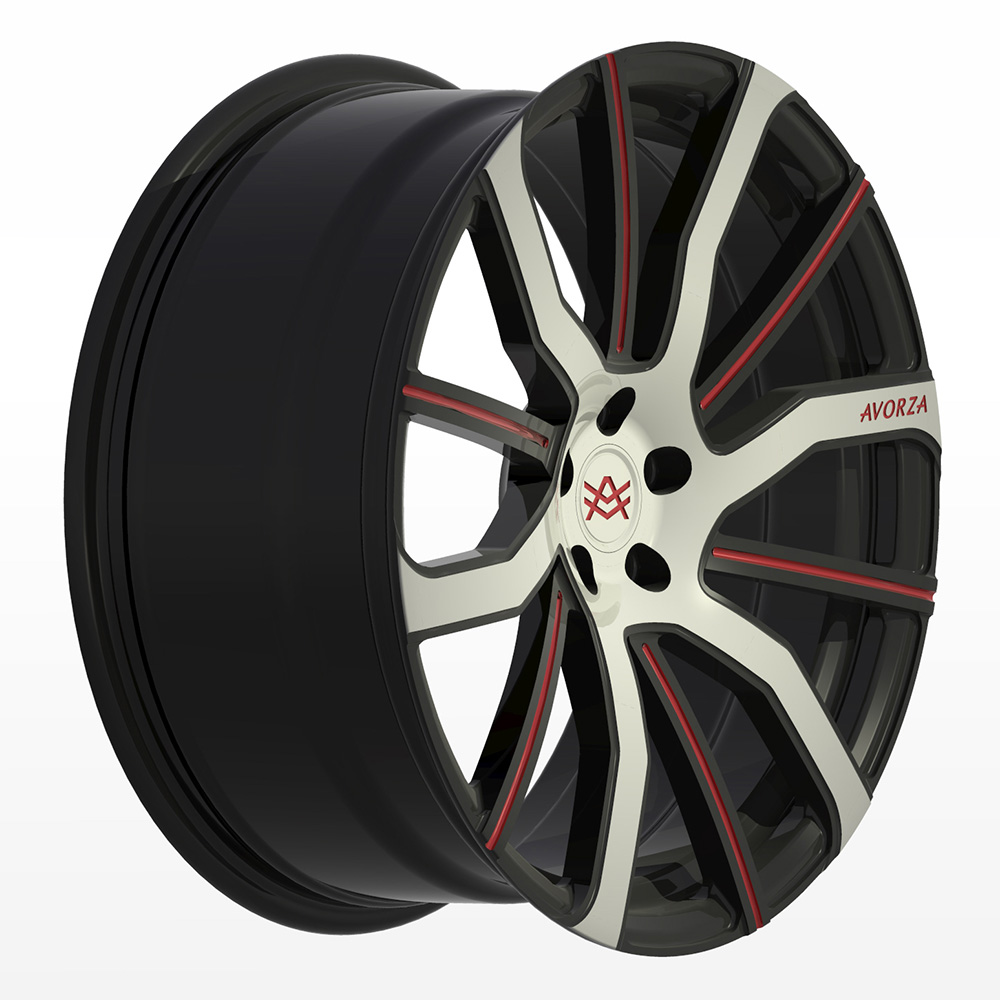 Avorza-Monoblock-Forged-Wheels-AV36-19x8-BlackWhiteRed-Rev3