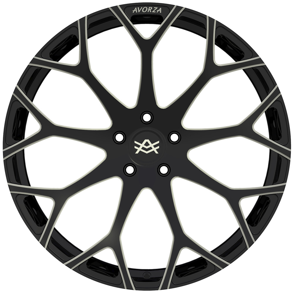 Avorza AV9 Wheels Monoblock Forged
