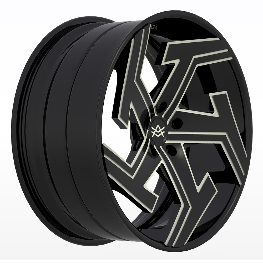 Avorza-Multi-Piece-Forged-Wheels-AV38-3pc-ECL-BlackWhite