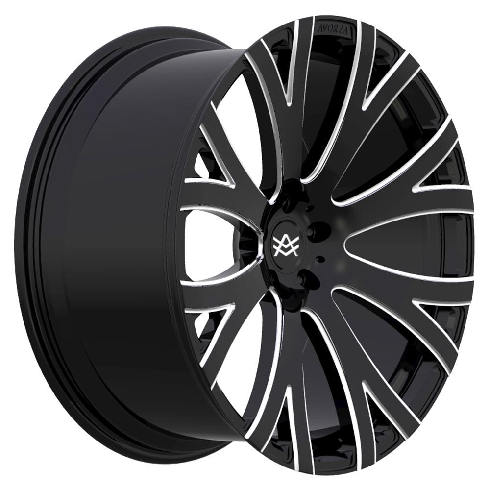 Avorza-AV45-22x10-5-Gloss-Black-Polished-Details