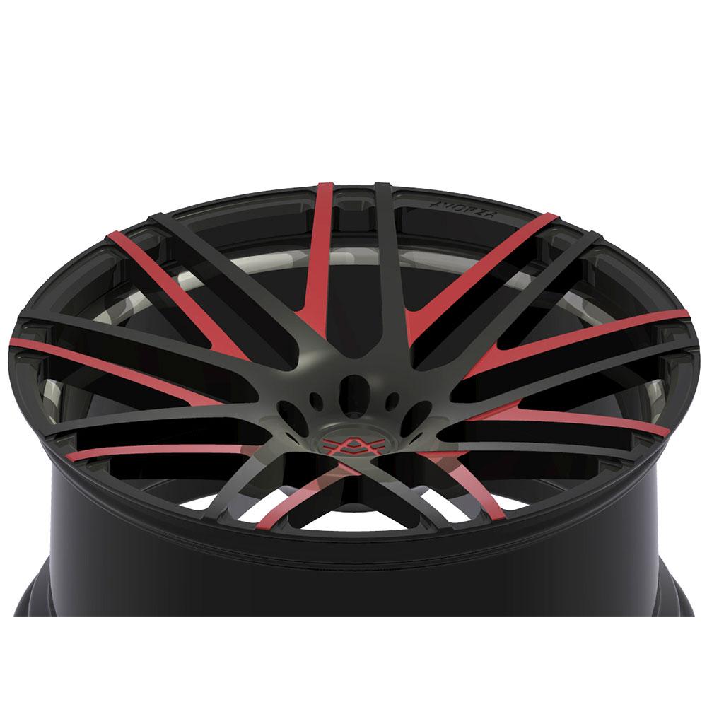 Avorza AV47 Forged Wheels by Alex Vega