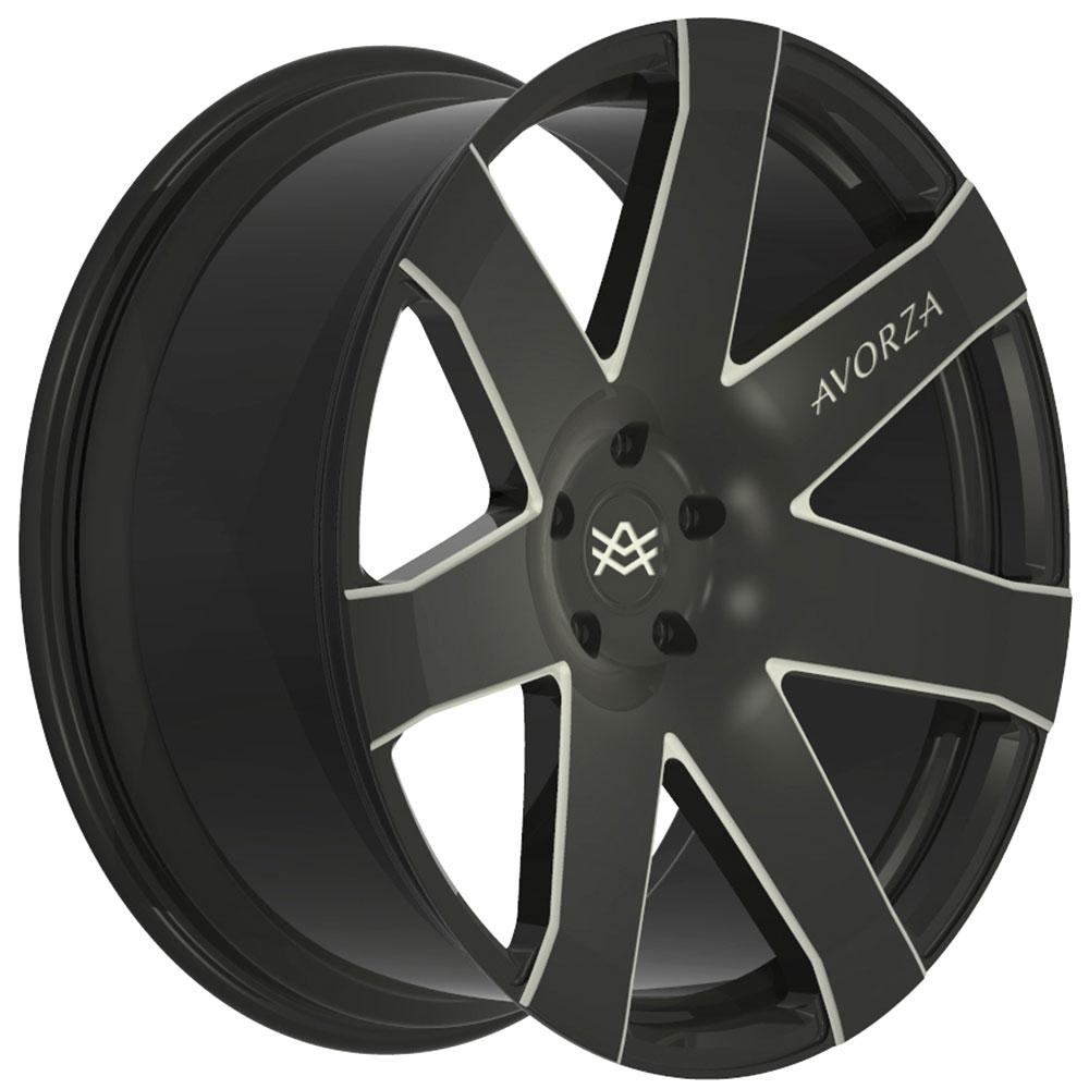 Avorza AV50 Forged Wheels