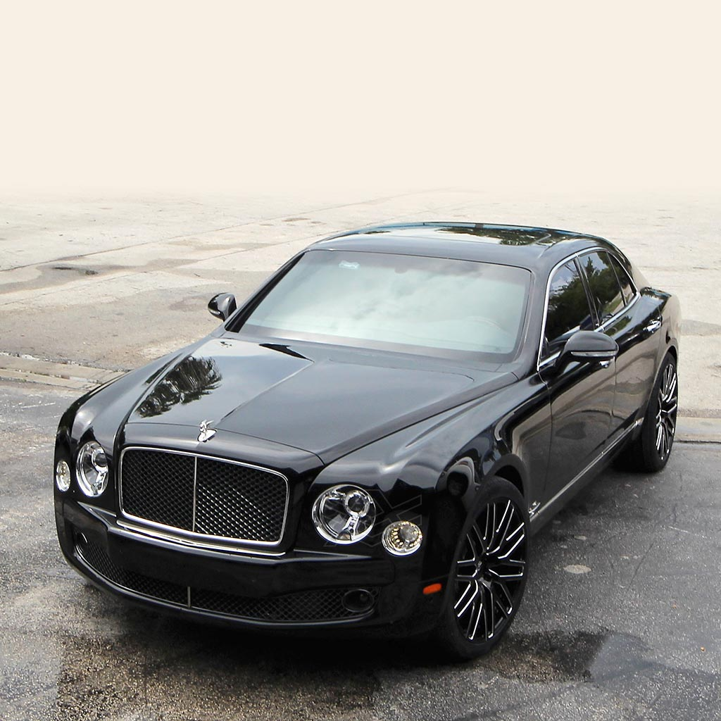 Bentley Mulsanne: Bentley Mulsanne