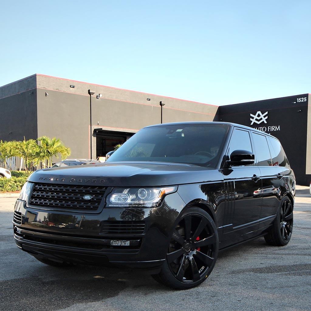 Range Rover Avorza AV8