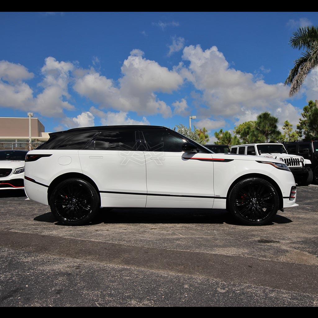 Off Road Design >> Range Rover Velar - Avorza