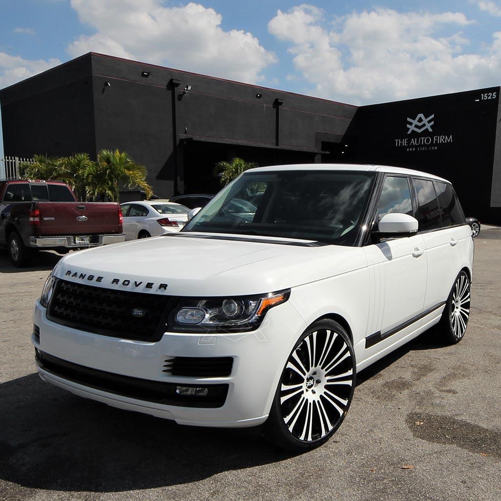 Range Rover Avorza AV10 Wheels